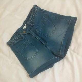 ✨high-waist shorts