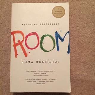 Room (Emma Donoghue) The Girl With The Dragon Tattoo(Stieg Larsson) The Host (Stephanie Meyer)
