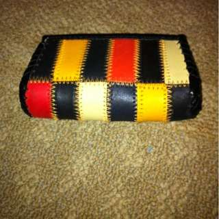 Genuine leather coin purse!