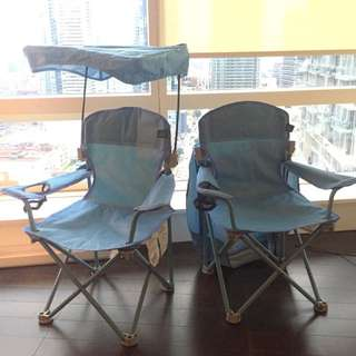 Children's Foldable Chairs