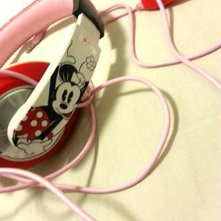 ihome Minnie Mouse Headphones