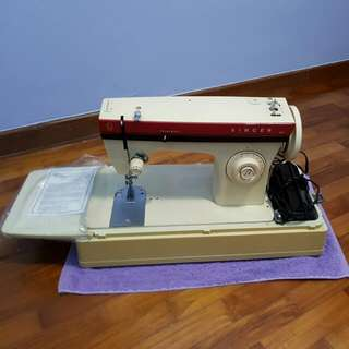 Preloved Singer Sewing Machine