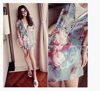 2 in 1 DRESS with INNER