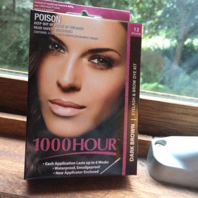 1000 Hours Dye