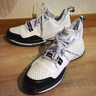 Adidas D Lillard ASG 明星賽 白黑 拓荒者 Damian 籃球鞋 S85167 US8