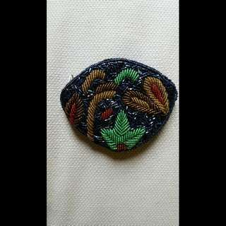 Brand New Beaded Coin Bag