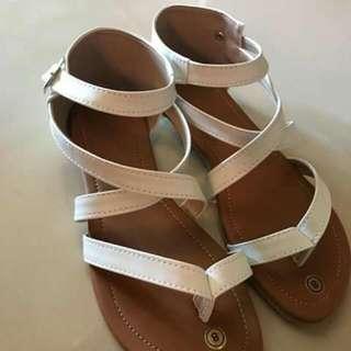 Size 8 - Flat Sandal