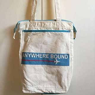 FREE SHIPPING! Anywhere Bound Tote Bag