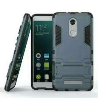 CASE ROBOT REDMI NOTE 4 FREE TEMPERED GLAS