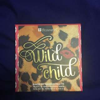 Bh Cosmetics Wild Child Eyeshadow Palette