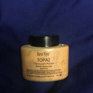 Ben Nye Translucent Powder Topaz