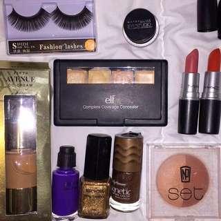 Makeup Bundle Package Lot