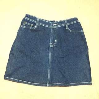 Rok Jeans (Denim Skirt)