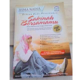Buku Sakinah Bersamamu