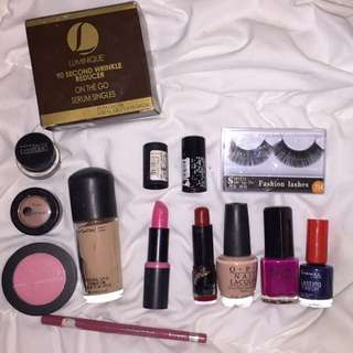 Makeup Lot Bundle Package