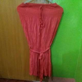 Dress Tube And Short Style
