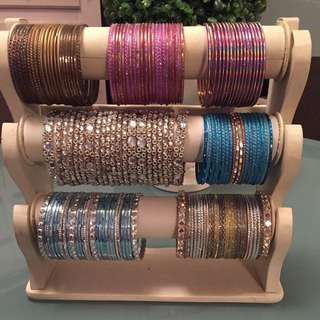 Colourful Indian Bangles