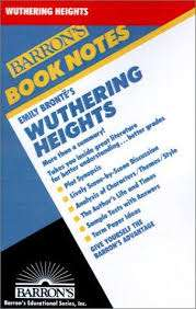 Emily Bronte's Wuthering Heights (Barron's Book Notes)