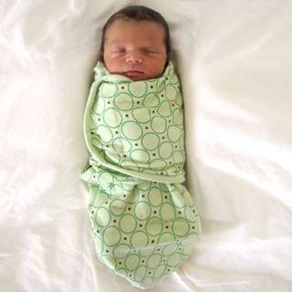 Kiddopotamus Swaddle Wrap