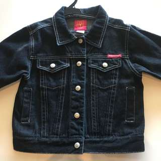 Fred Bear Size 3 Denim Jacket