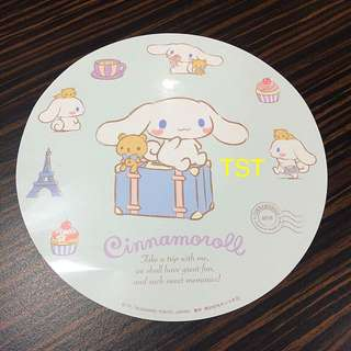 Brand New 2 X Sanrio Cinnamoroll Sticker