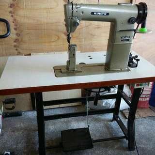 Post Type Sewing Machine
