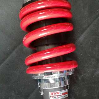 Spark135 Kyb Adjustable Monoshock.