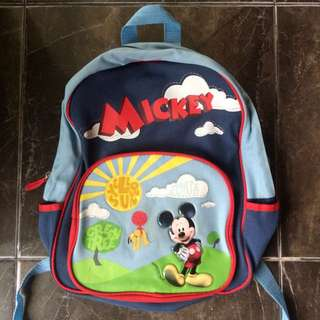 Backpack Mickey Mouse
