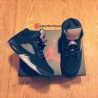 Air Jordan 5 Metallic OG