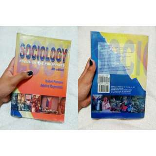 Sociology (Focus On The Philippines) 4th Edition