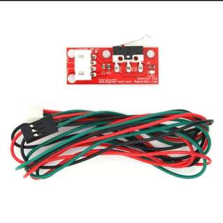 Endstop mechanical limit switch RAMPS 1.4 for 3D printer  Free Shipping !