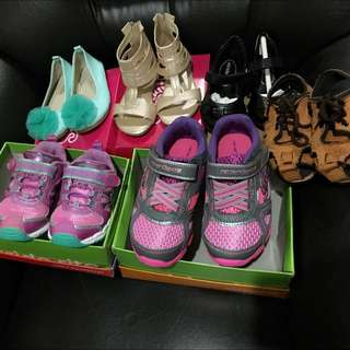 Kids Footwear On Sale Pre-loved and Brand New