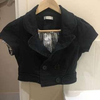 Kids Cropped Vest