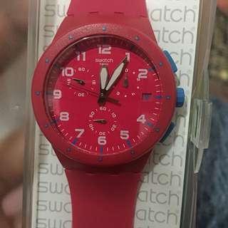 Swatch Susn400 Unisex PinkBlue