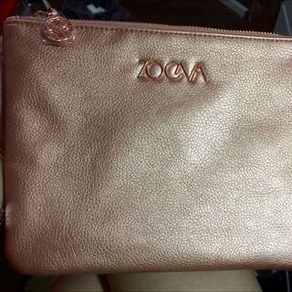 Authentic Zoeva brush bag