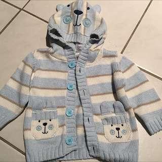 Baby jacket size 3-6M
