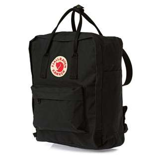 [OUT OF STOCK] Kanken Classic 23510,  Black