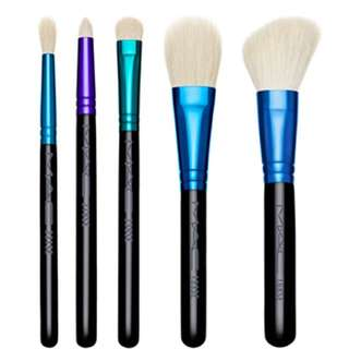 BNIB MAC Enchanted Eve Brush Kit (Essentials)