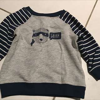 Baby jumper size 3-6M