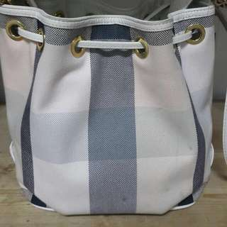 Blue Label 2016 by Burberry Authentic Used Bag (Negotiable)