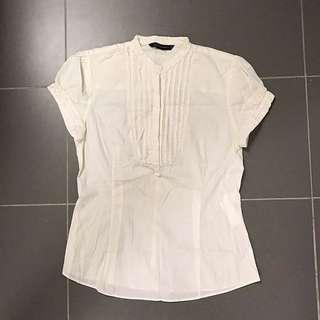 Zara Women White Top