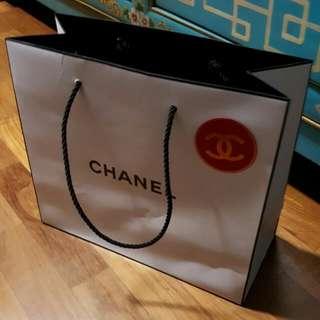 Genuine Chanel Paper.bag