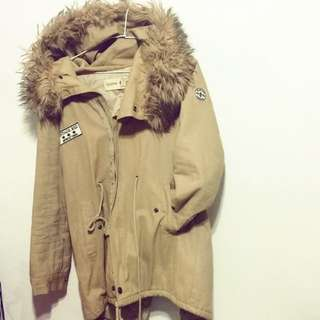日雜超保暖大衣 #狂歡1212