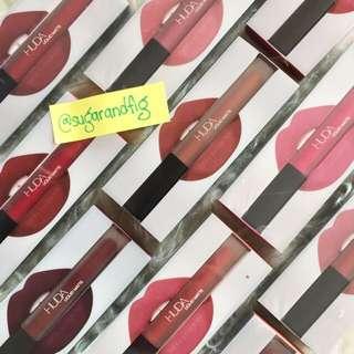 [SOLD OUT] Husa Beauty Matte Liquid Lipstick • By Huda Kattan