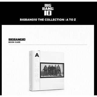 BIGBANG 10th 限量寫真書+限量環保袋。現貨