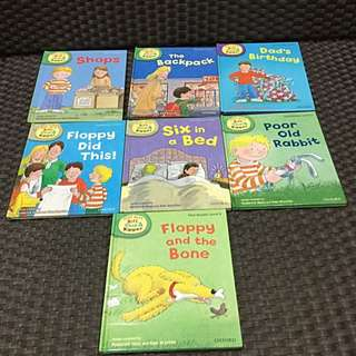 Oxford Reading Tree - Read With Biff, Chip & Kipper