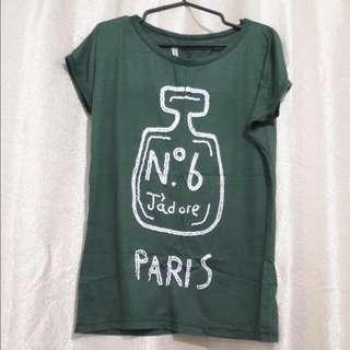 Factorie Green Blouse