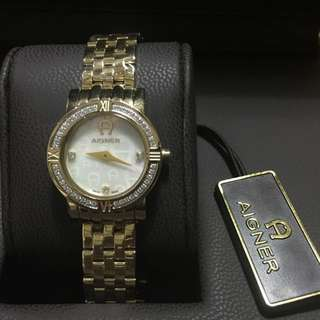 Aigner Ragusa Watch A32263