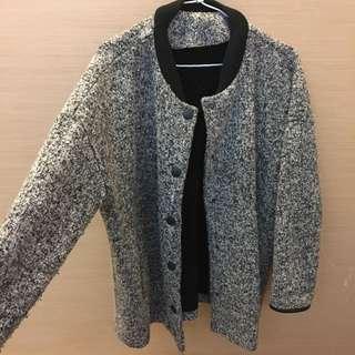 韓系刷毛外套