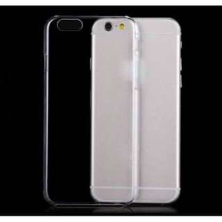 Clear Hard Casing Iphone 6+